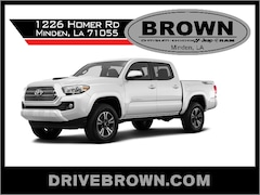 Uaed 2017 Toyota Tacoma Truck Double Cab For Sale Shreveport, Louisiana