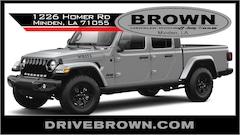 New 2021 Jeep Gladiator WILLYS 4X4 Crew Cab For Sale Shreveport, Louisiana