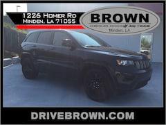 Certified Used 2017 Jeep Grand Cherokee SUV For Sale Shreveport, Louisiana