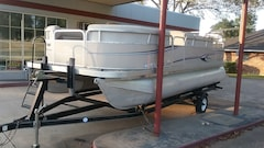 2011 Veranda Pontton Boat All Aluminum Deck Not Specified For Sale Shreveport, Louisiana