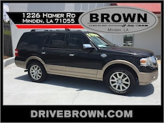 Uaed 2014 Ford Expedition SUV For Sale Shreveport, Louisiana