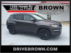 New 2020 Jeep Compass ALTITUDE FWD Sport Utility For Sale Shreveport, Louisiana