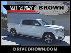 New 2020 Ram 1500 LARAMIE CREW CAB 4X2 5'7 BOX Crew Cab For Sale Shreveport, Louisiana