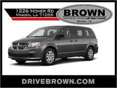 Certified Used 2019 Dodge Grand Caravan Van Passenger Van For Sale Shreveport, Louisiana