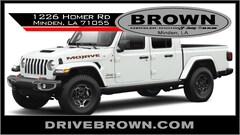 New 2021 Jeep Gladiator MOJAVE 4X4 Crew Cab For Sale Shreveport, Louisiana