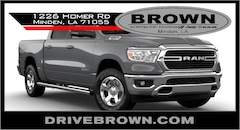 New 2021 Ram 1500 BIG HORN CREW CAB 4X4 5'7 BOX Crew Cab For Sale Shreveport, Louisiana