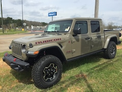 New 2020 Jeep Gladiator RUBICON 4X4 Crew Cab For Sale Shreveport, Louisiana