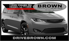 New 2020 Chrysler Pacifica TOURING Passenger Van For Sale Shreveport, Louisiana