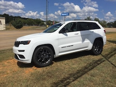 New 2020 Jeep Grand Cherokee LIMITED X 4X2 Sport Utility For Sale Shreveport, Louisiana