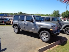 New 2019 Jeep Wrangler UNLIMITED SPORT S 4X4 Sport Utility For Sale Shreveport, Louisiana
