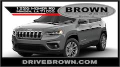 New 2021 Jeep Cherokee LATITUDE PLUS FWD Sport Utility For Sale Shreveport, Louisiana