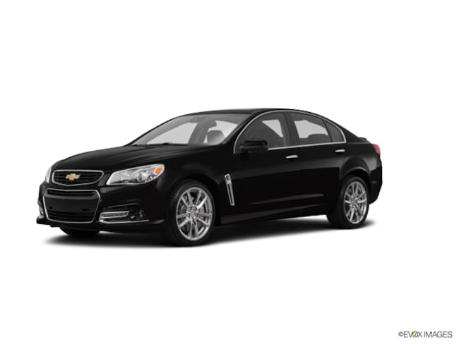 2015 Chevrolet SS Base Sedan