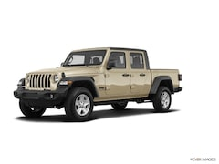 New 2020 Jeep Gladiator SPORT S 4X4 Crew Cab For Sale Shreveport, Louisiana