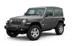 New 2020 Jeep Wrangler SPORT S 4X4 Sport Utility For Sale Shreveport, Louisiana