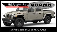 New 2020 Jeep Gladiator MOJAVE 4X4 Crew Cab For Sale Shreveport, Louisiana