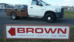 Uaed 2007 Dodge Ram 3500 HD Chassis Truck Regular Cab For Sale Shreveport, Louisiana