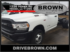 New 2020 Ram 3500 Chassis Cab 3500 TRADESMAN CHASSIS REGULAR CAB 4X2 167.5 WB Regular Cab For Sale Shreveport, Louisiana