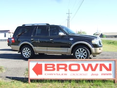 2014 Ford Expedition King Ranch SUV For Sale Shreveport, Louisiana