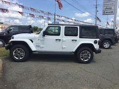 New 2019 Jeep Wrangler UNLIMITED SAHARA 4X4 Sport Utility For Sale Shreveport, Louisiana