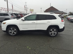 New 2020 Jeep Cherokee LIMITED FWD Sport Utility For Sale Shreveport, Louisiana