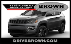 New 2021 Jeep Compass ALTITUDE FWD Sport Utility For Sale Shreveport, Louisiana