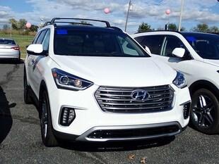 2018 Hyundai Santa Fe SE Ultimate SUV