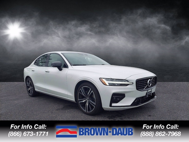 2021 Volvo S60 R-Design T6 AWD R-Design *Ltd Avail*