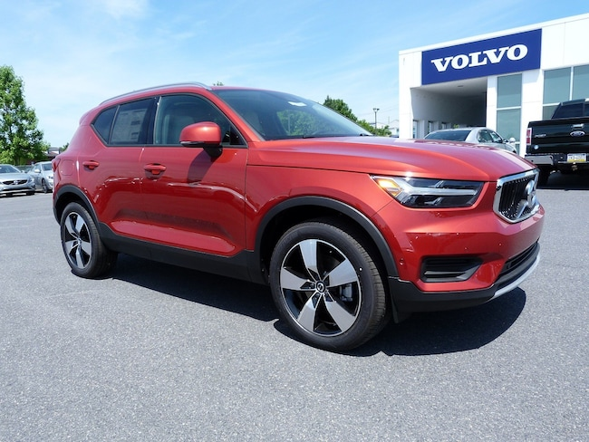 new 2019 volvo xc40 t4 momentum for sale brown daub. Black Bedroom Furniture Sets. Home Design Ideas