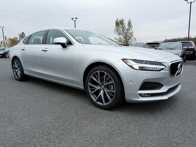 New 2018 Volvo S90 T5 AWD Momentum Sedan for sale in Nazareth, PA at Brown-Daub Volvo of Lehigh Valley