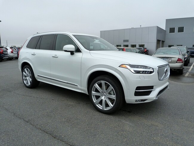 New 2019 Volvo XC90 T6 Inscription SUV for sale in Nazareth, PA at Brown-Daub Volvo of Lehigh Valley