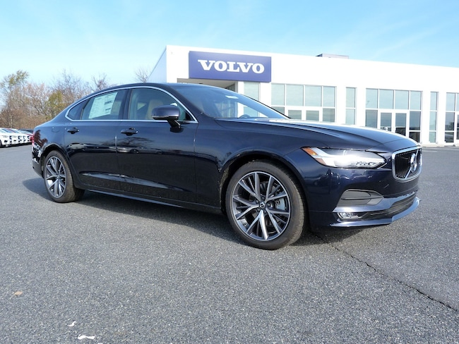 New 2019 Volvo S90 T5 Momentum Sedan for sale in Nazareth, PA at Brown-Daub Volvo of Lehigh Valley