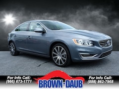 Certified 2016 Volvo S60 Inscription T5 Premier Sedan Nazareth