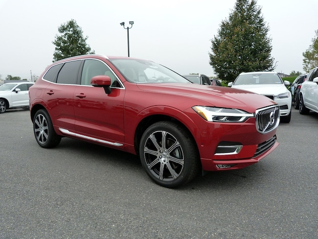 New 2019 Volvo XC60 T5 Inscription SUV for sale in Nazareth, PA at Brown-Daub Volvo of Lehigh Valley