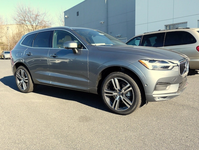 New 2019 Volvo XC60 T5 Momentum SUV for sale in Nazareth, PA at Brown-Daub Volvo of Lehigh Valley