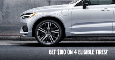 Get $100 Off Four Eligible Tires