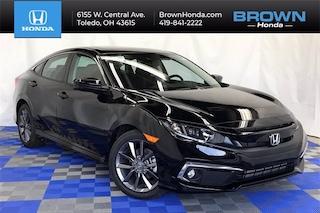 New 2021 Honda Civic EX Sedan For Sale in Toledo, OH