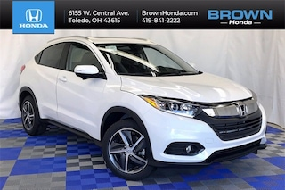 New 2021 Honda HR-V EX 2WD SUV For Sale in Toledo, OH