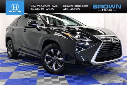 used 2016 lexus rx 350 for sale at brown honda vin 2t2bzmca5gc050365 brown honda