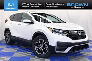 New 2021 Honda CR-V EX 2WD SUV For Sale in Toledo, OH