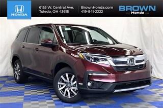 New 2021 Honda Pilot EX FWD SUV For Sale in Toledo, OH