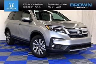 New 2020 Honda Pilot EX-L AWD SUV For Sale in Toledo, OH