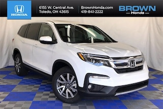 New 2021 Honda Pilot EX-L AWD SUV For Sale in Toledo, OH