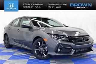New 2021 Honda Civic EX Hatchback For Sale in Toledo, OH