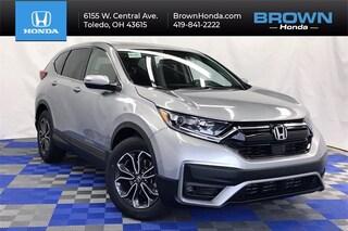 New 2020 Honda CR-V EX 2WD SUV 5J6RW1H50LL014036 For Sale in Toledo, OH