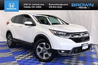 Used 2019 Honda CR-V EX AWD SUV For Sale in Toledo, OH