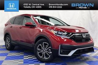 New 2021 Honda CR-V EX 2WD SUV 5J6RW1H54ML002991 For Sale in Toledo, OH