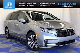 new 2022 Honda Odyssey EX-L Van for sale in Toledo, OH