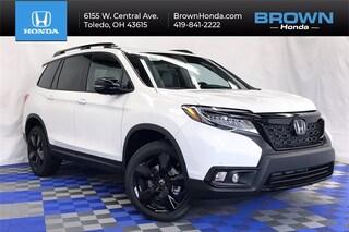 New 2021 Honda Passport Elite SUV For Sale in Toledo, OH