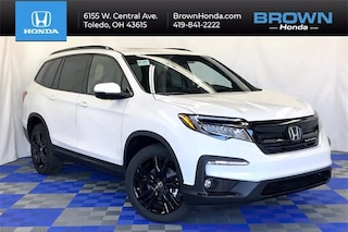 New 2021 Honda Pilot Black Edition AWD SUV For Sale in Toledo, OH