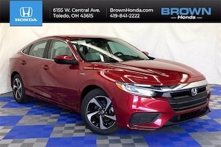 New 2021 Honda Insight EX Sedan For Sale in Toledo, OH